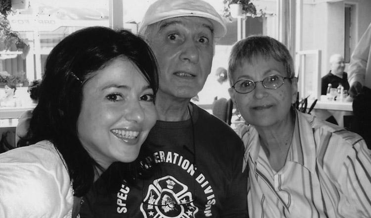 Părinții Oanei Sârbu sunt un adevărat exemplu…Sunt împreună de mai mult de o viață de om!