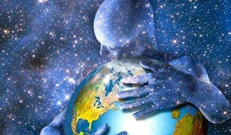 Suntem trimiși pe pământ să ne iubim