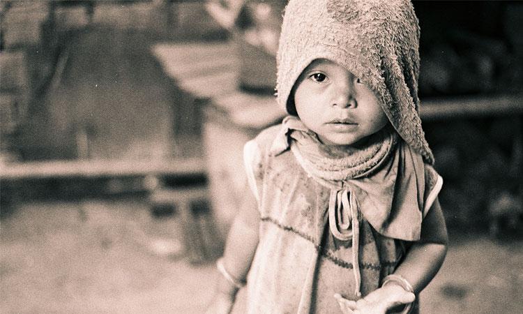 Povestea băiatului orb