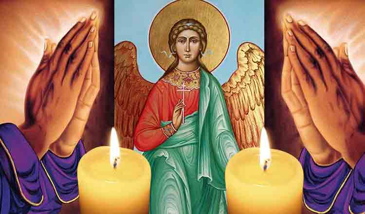 Rugăciunea către îngerul păzitor poate face minuni!