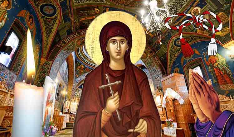 Citește azi Rugăciunea Sfintei Evdochia pentru liniștire sufletească! Se citește doar de către femei