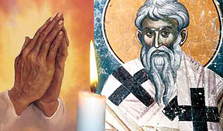Sâmbătă, 23 februarie, nu uita să rostești Rugăciunea către sfântul Policarp care vă ferește de toate relele!