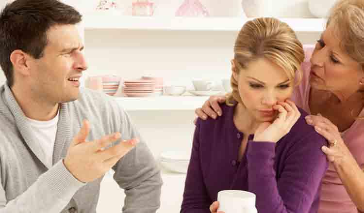 Nu stricați iubirea fiului și a nurorii… Veți plăti mai târziu pentru asta!