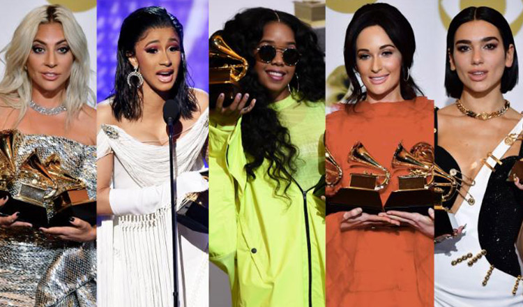 Uite care sunt cele mai frumoase ținute de la Premiile Grammy 2019