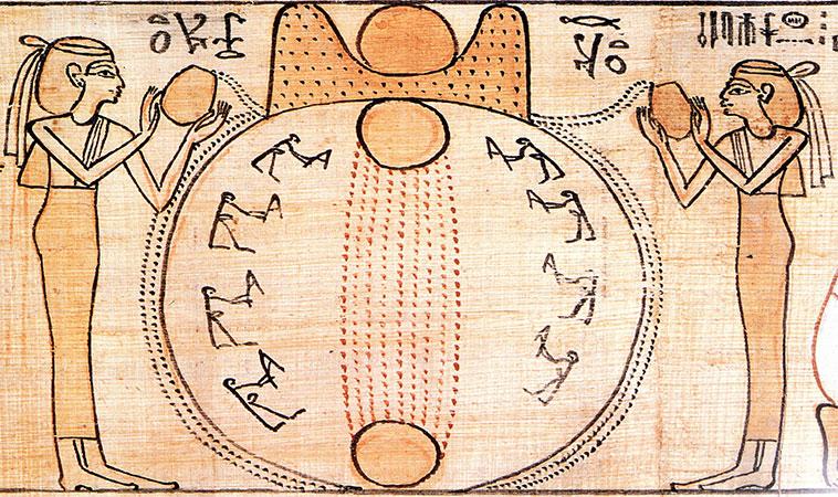 Egiptenii credeau că există nouă părți ale sufletului uman, iată care sunt ele