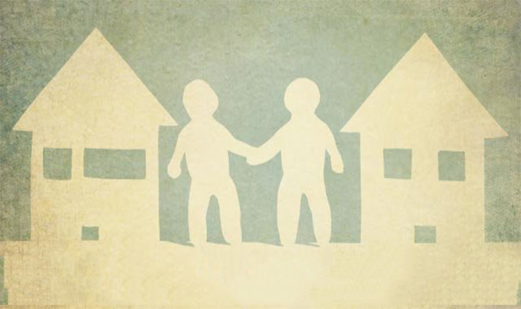 Iubește-ți vecinul, nu ai altă soluție