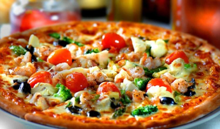 Și, totuși, există pizza care nu îngrașă!