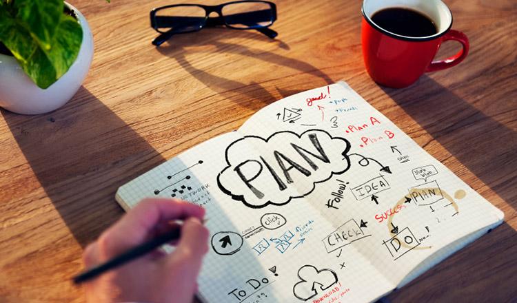 Opriți-vă din a vă mai planifica viața și nu vă mai prefaceți