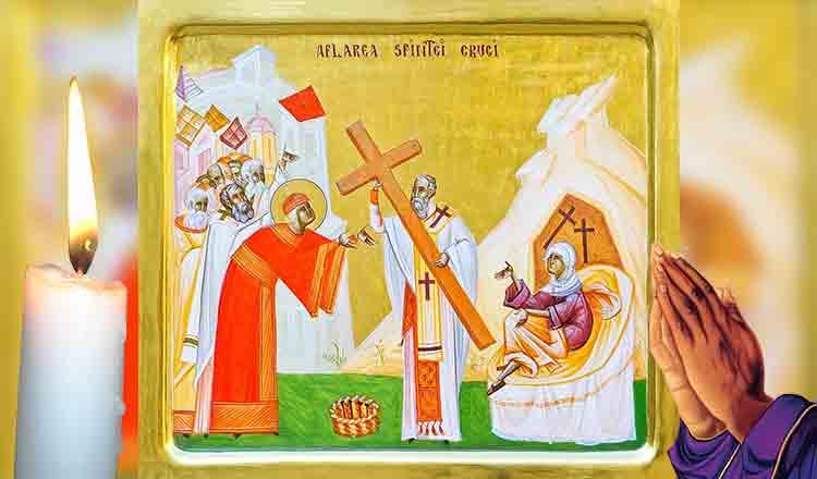 Citește azi, la Aflarea Sfintei Cruci, Rugăciunea Sfântului Arcadiu pentru iertarea păcatelor și mântuire