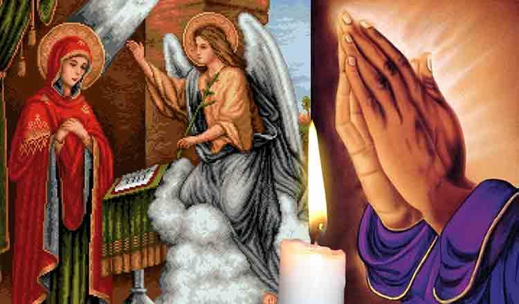 Toți creștinii trebuie să citească această Rugăciune la Sărbătoarea Bunei Vestiri