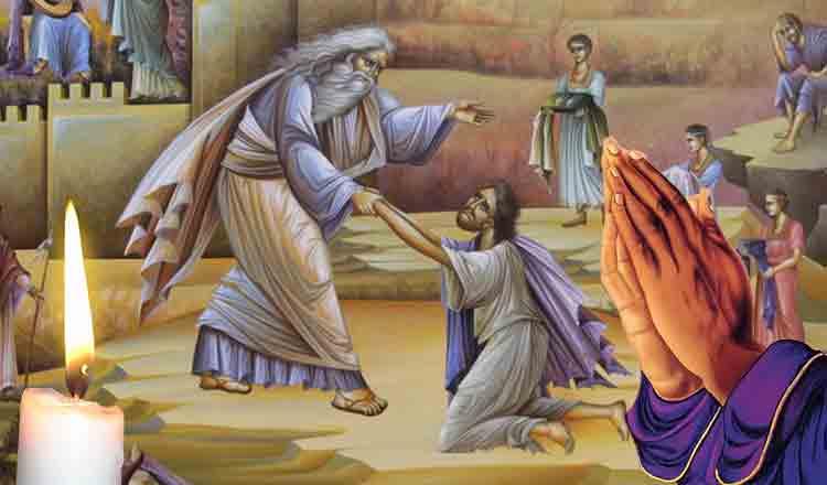 Citește azi Rugăciunea de Lăsata Secului de brânză pentru a ne curăți de păcate și de tot ce este rău