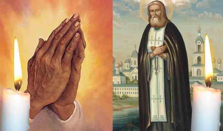 Citește în fiecare zi de luni Rugăciunea către sfântul Serafim și vei avea parte de mult ajutor
