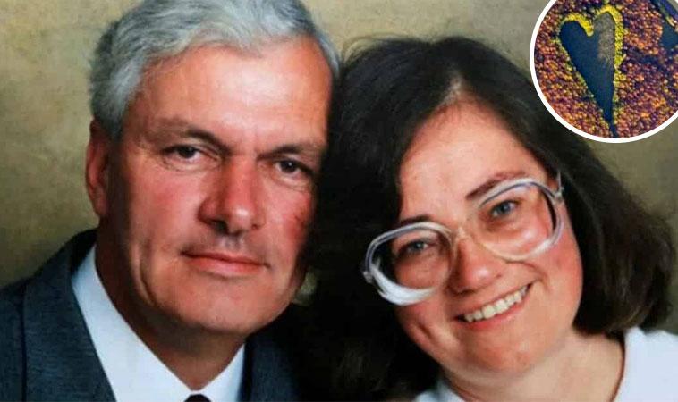 Un bărbat a plantat 6000 de copaci pentru a-și onora soția trecută în neființă, 17 ani mai târziu, secretul său este descoperit în pădure