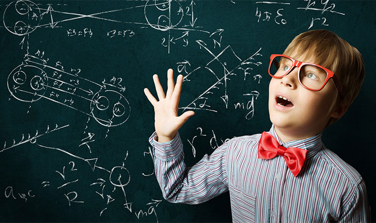 15 semne că un copil este inteligent