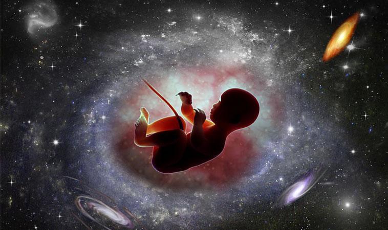 Conștiința unei persoane există înainte să se nască