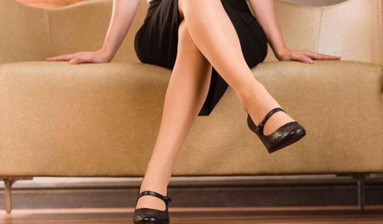 După ce vei citi acest articol, te vei gândi de două ori înainte de a sta picior peste picior!