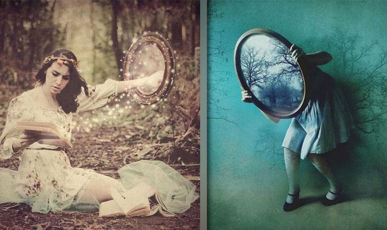 Puterile magice ale oglinzilor, despre care nu ai știut, până acum