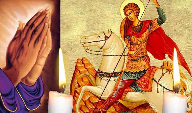 Citește azi, 29 aprilie, Rugăciunea Sfântului Gheorghe care face minuni în viața oricărui credincios
