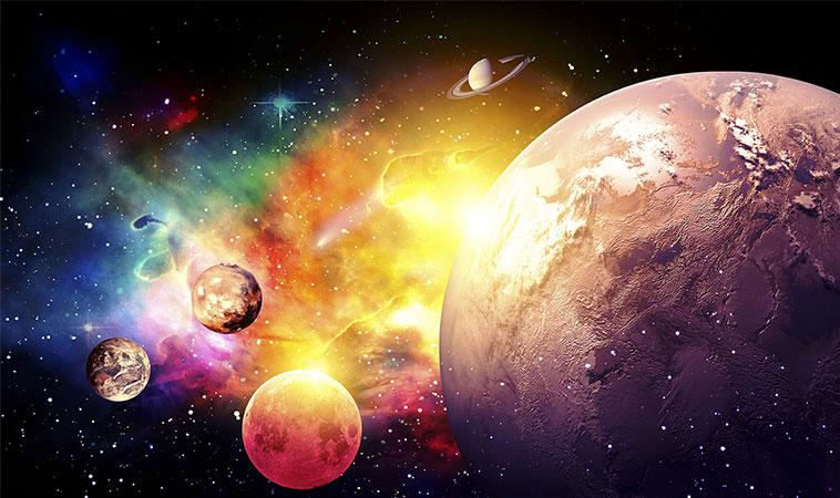 Saturn și Pluto se aliniază curând, iar ele vor schimba multe în viața ta