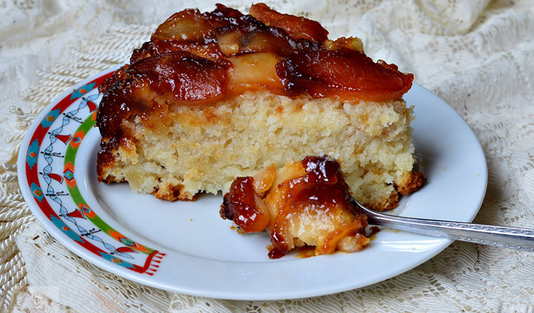 Cel mai bun tort cu mere de post!