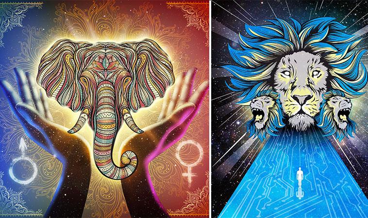 Ce spirit de animal ai, în funcție de semnul zodiacal