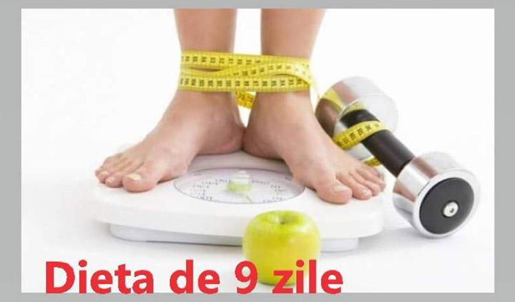 Dieta care te ajută să slăbești până la 6 kg în primele 9 zile – Regimul 3×3