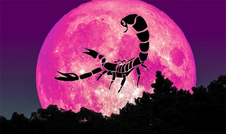 Luna Plină din Scorpion de pe 18 mai aduce noroc pentru ghinioniști