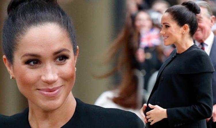 Ducesa de Sussex a intrat în travaliu, anunță Casa Regală