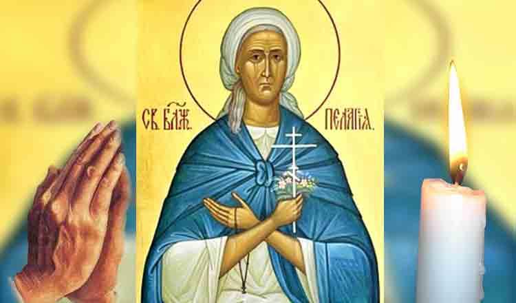 Citește azi , 4 mai, Rugăciunea la Sfânta Pelaghia care săvârșește adevărate minuni