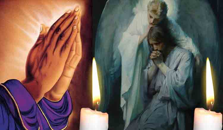 Citește în fiecare zi de luni, Rugăciunea care dezleagă blestemele și farmecele de orice fel
