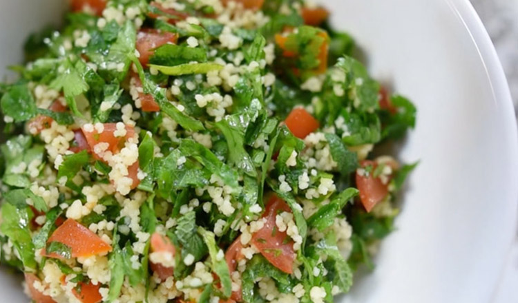 Cea mai bună salată de pătrunjel! Este un adevărat deliciu!