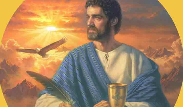 Azi e cruce neagră în Calendarul Ortodox! Pe 8 mai îl prăznuim pe Sfantul Apostol si Evanghelist loan