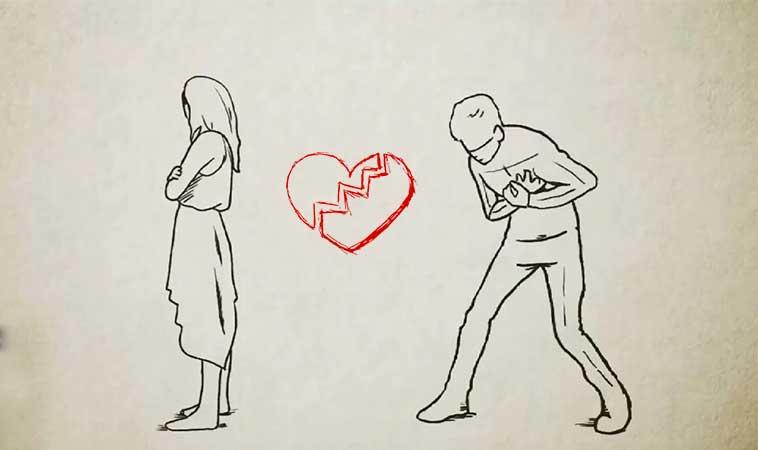 Dacă trebuie să ceri iubire, atunci nu este iubire…