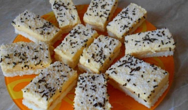 Prăjitură Raffaello – Am făcut-o de 2 ori în weekend și abia am apucat să gust și eu