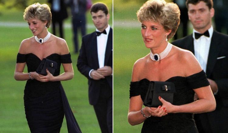 """Povestea din spatele imaginii: Prințesa Diana și """"rochia răzbunării"""" din 1994"""