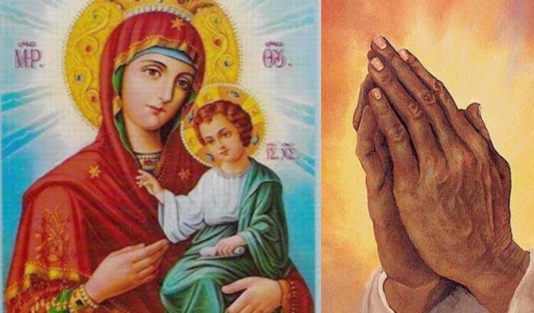 Rugăciunea Maicii Domnului care împlinește dorințele