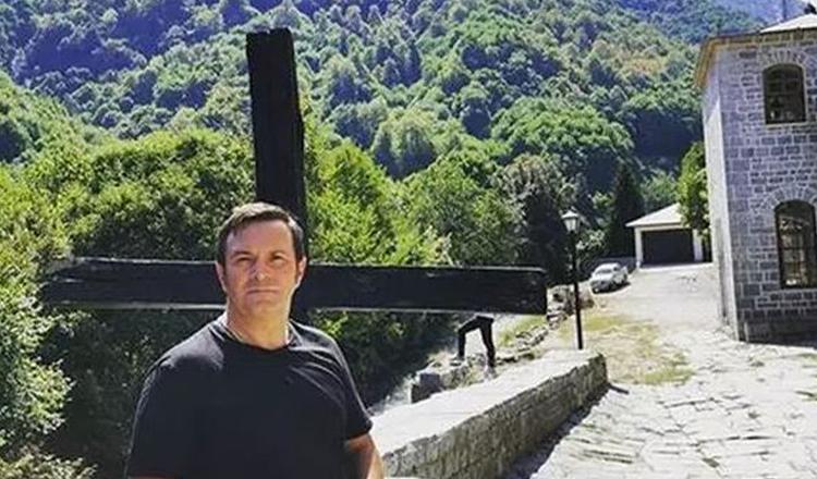 Daniel Buzdugan, despre minunea de la biserica unde slujește Vasile Ioana. Darul de pe Muntele Athos, schimbător de vieți