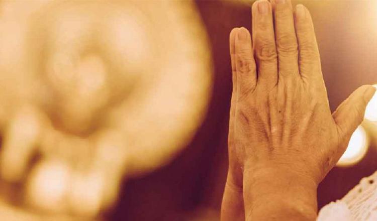 Rugăciune la întristări, spaimă, gânduri şi vise urâte care tulbură pe om