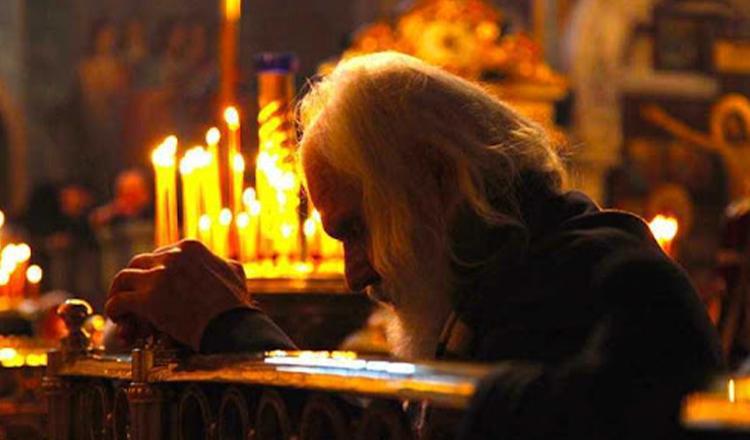 Să ne rugăm și să tânjim din inimă după Dumnezeu – cu harul Său, vom simți starea îngerilor și a sfinților