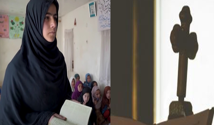 Talibanii merg din ușă în ușă căutând creștini